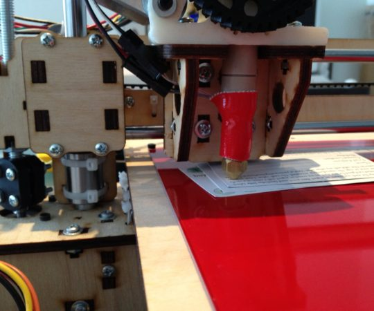 3D Printing: One Early Adopter's Perspective